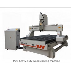 M25 HEADVY DUTY WOOD CARVING MACHINE