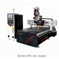 SCREW ATC CNC ROUTER